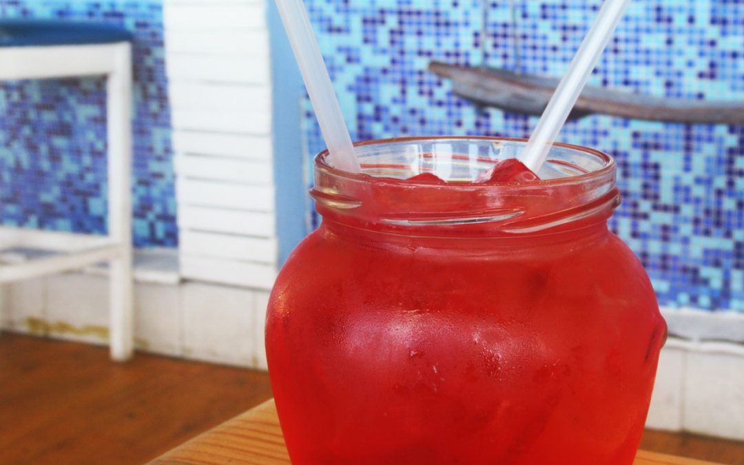 In the Kitchen with Churchill Chefs presents Rhubarb Lemonade