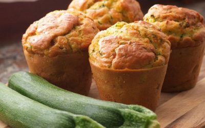 In the Kitchen with Churchill Chefs Caroline Presents Zucchini Lime Muffins