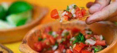 Tomato Salsa & Mango Salsa